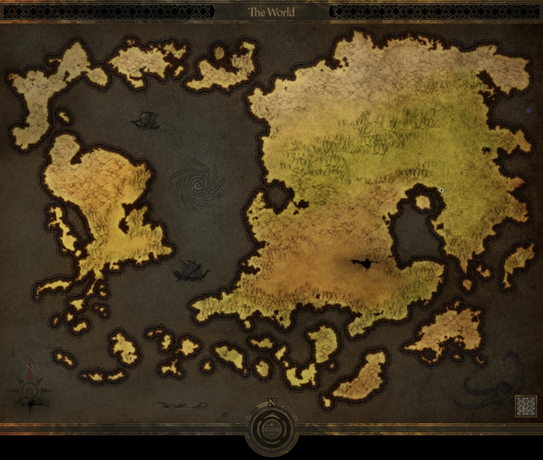 Legend Map Viewer